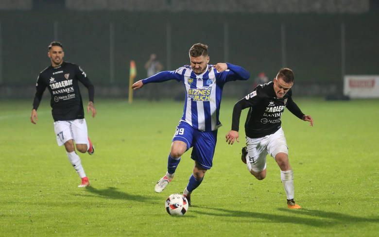 Nice 1 Liga. Walkower! Zweryfikowano wynik meczu Zagłębie Sosnowiec – Ruch Chorzów
