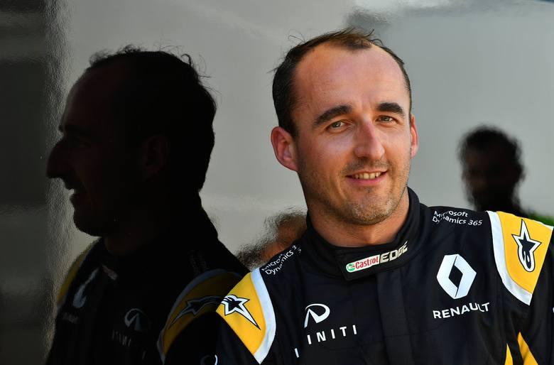 """Williams miał dokonać wyboru. """"Robert Kubica wraca do Formuły 1"""""""