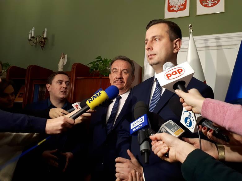 Władysław Kosiniak-Kamysz: to rozbiór Polski samorządowej