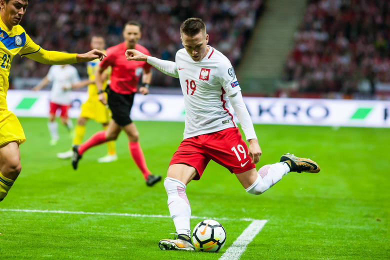 Oto skład Polski na mecz z Meksykiem. Pięciu ligowców!