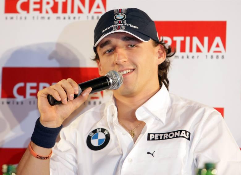 Robert Kubica mógł jeździć w Formule 1 już w tym sezonie?