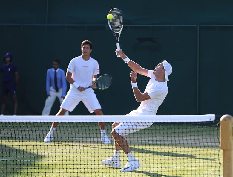 Nitto ATP Finals. Bryanowie pokonani, Kubot i Melo w półfinale