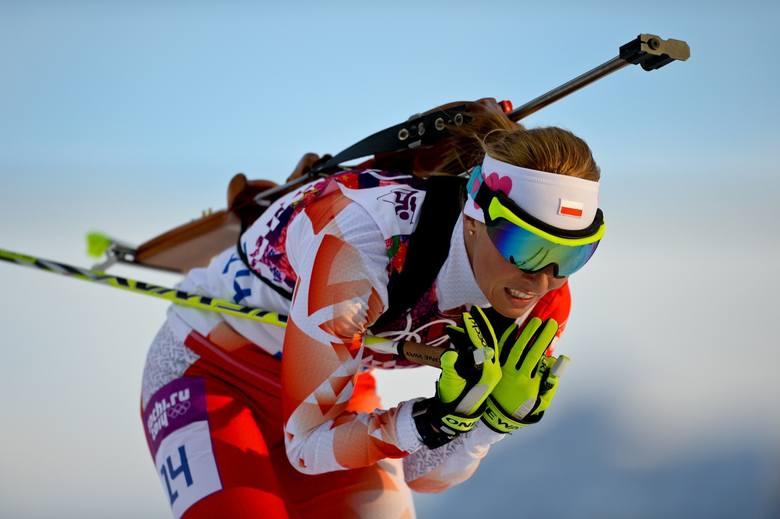 Biathlonistki zdyskwalifikowane. Nowakowska szóstą zawodniczką igrzysk w Soczi