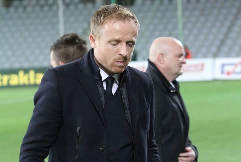 Piotr Stokowiec nie jest już trenerem Zagłębia Lubin
