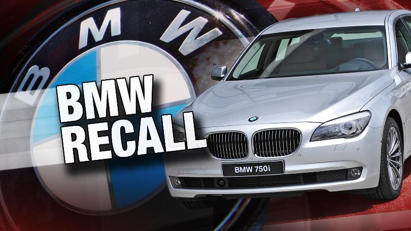 Recall samochodów BMW z powodu ryzyka wystąpienia pożaru