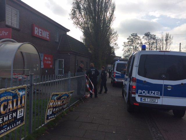 Niemcy: Strzelanina w supermarkecie w Bremie