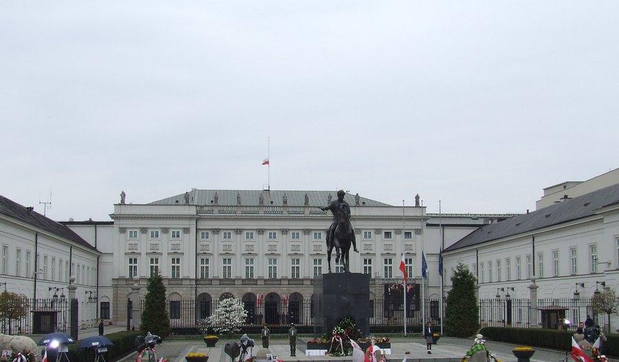 Pałac Prezydencki: Spotkanie w sprawie reformy sądownictwa