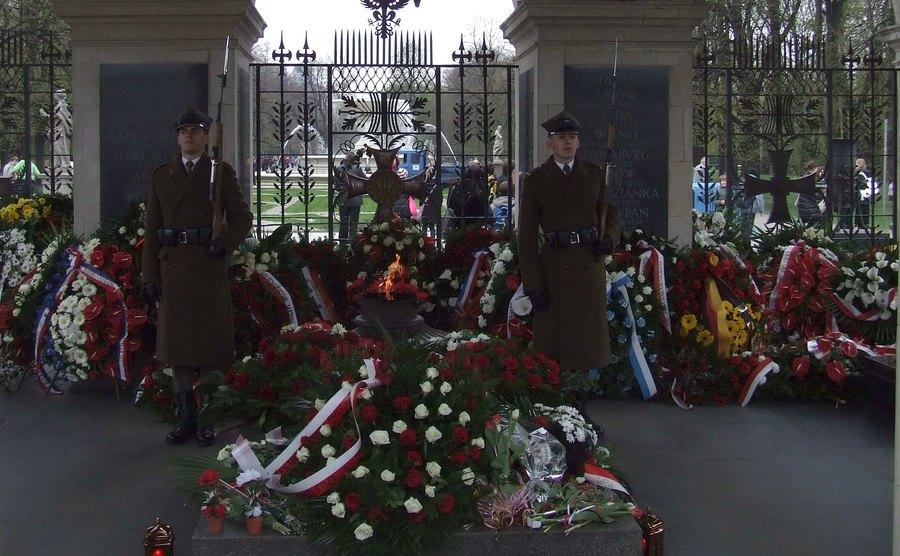 92 Rocznica Grobu Nieznanego Żołnierza