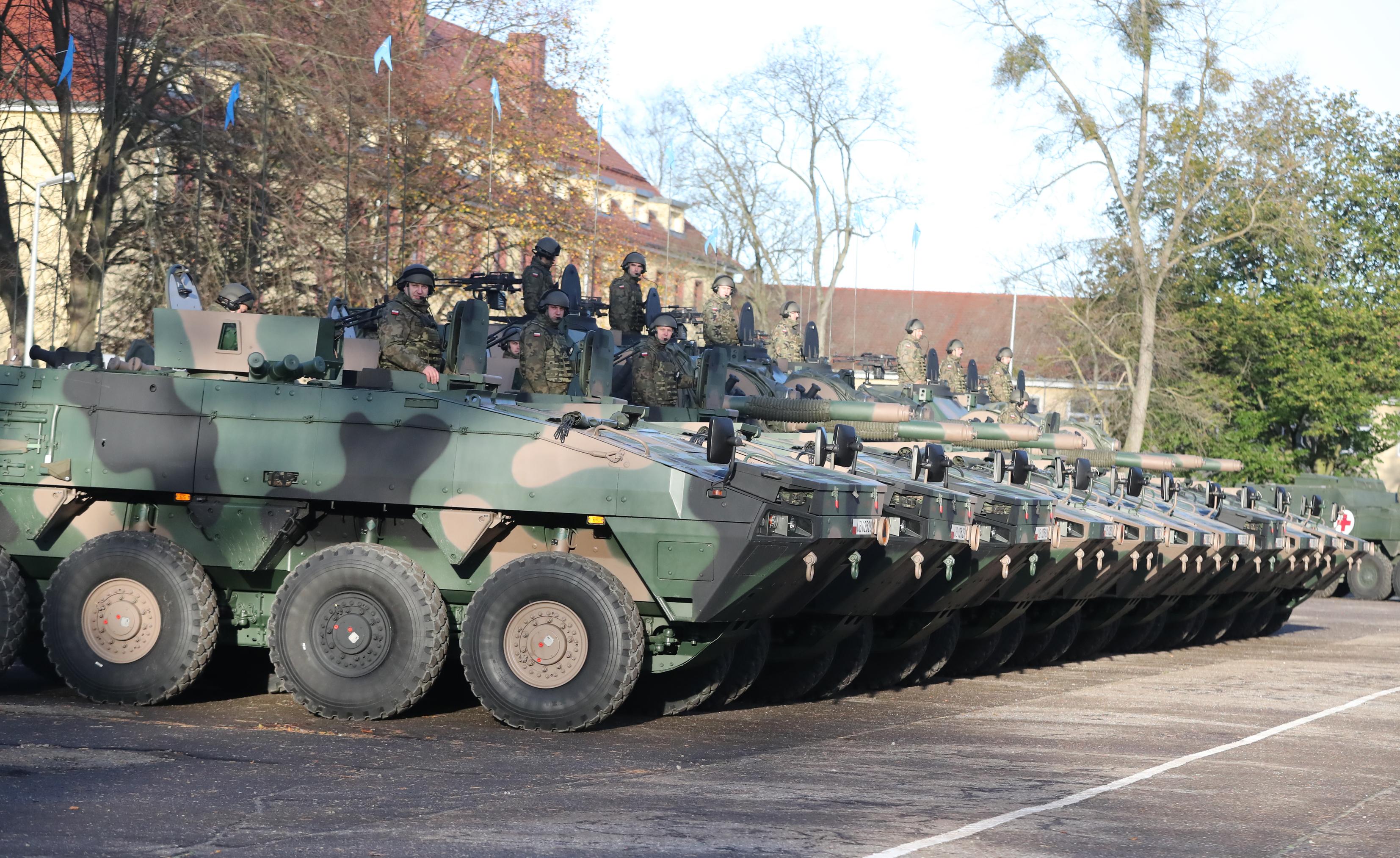 NIK krytycznie o stanie polskiej armii