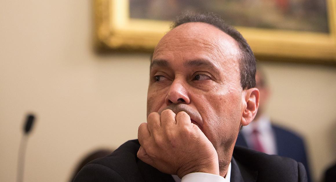Luis Gutierrez nie wyklucza startu w wyborach na burmistrza Chicago