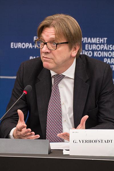 Szef liberałów Guy Verhofstadt będzie ukarany za słowa dotyczące Marszu Niepodległości?