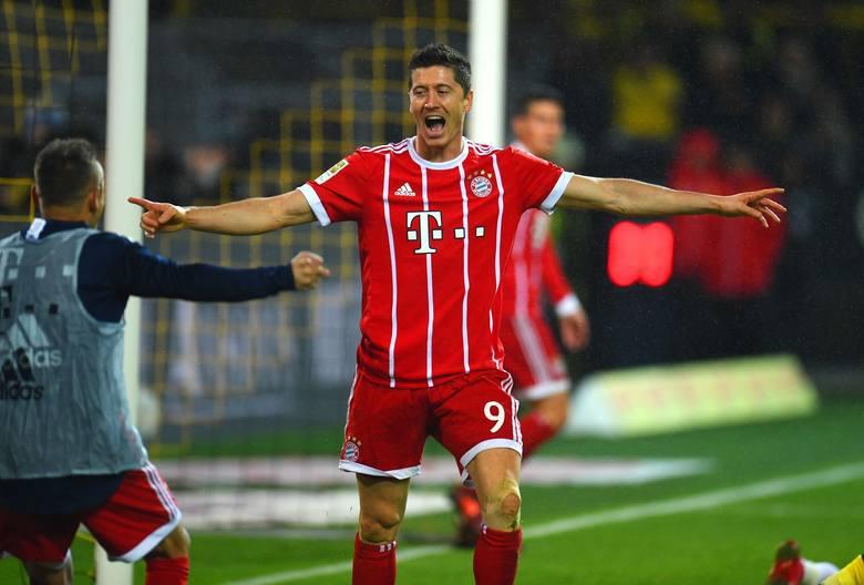 LM – Gol Lewandowskiego, Bayern pokonał Benfikę