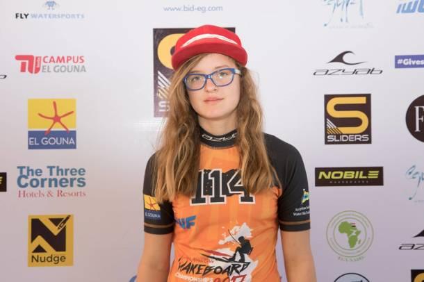 Martyna Andrzejczak z Margonina zdobyła brąz w Egipcie