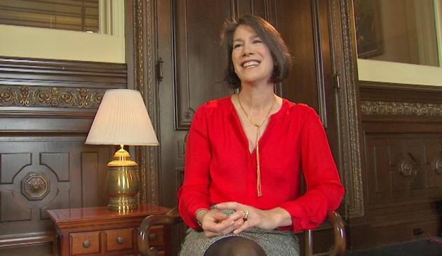 Diana Rauner rozpoczęła akcję wysyłania świątecznych kartek do żołnierzy