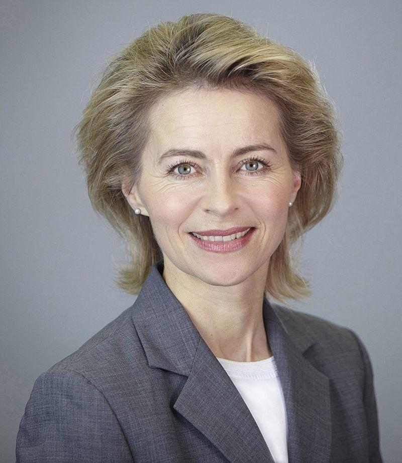Kandydatka na szefową KE pisze do europosłów i składa deklaracje, by uzyskać ich poparcie