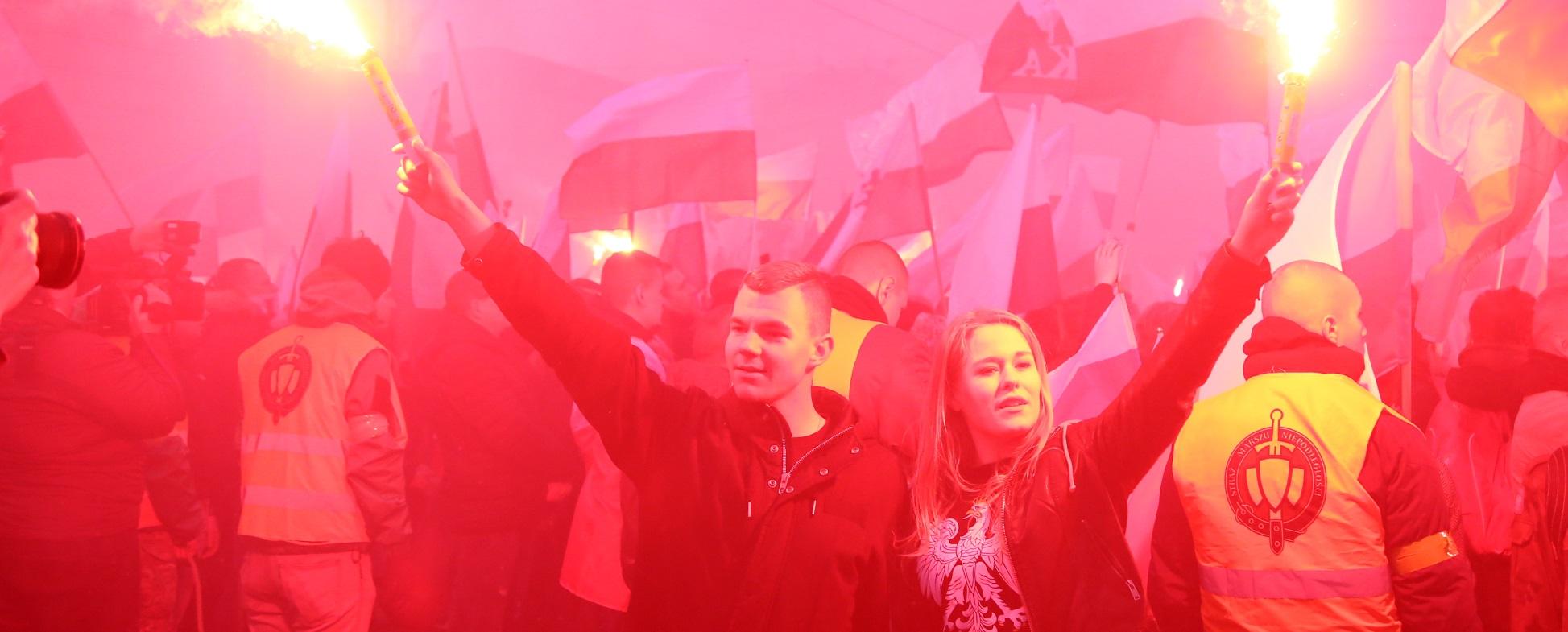 Światowe media o Marszu Niepodległości: pokaz nacjonalizmu, faszyzmu i rasizmu
