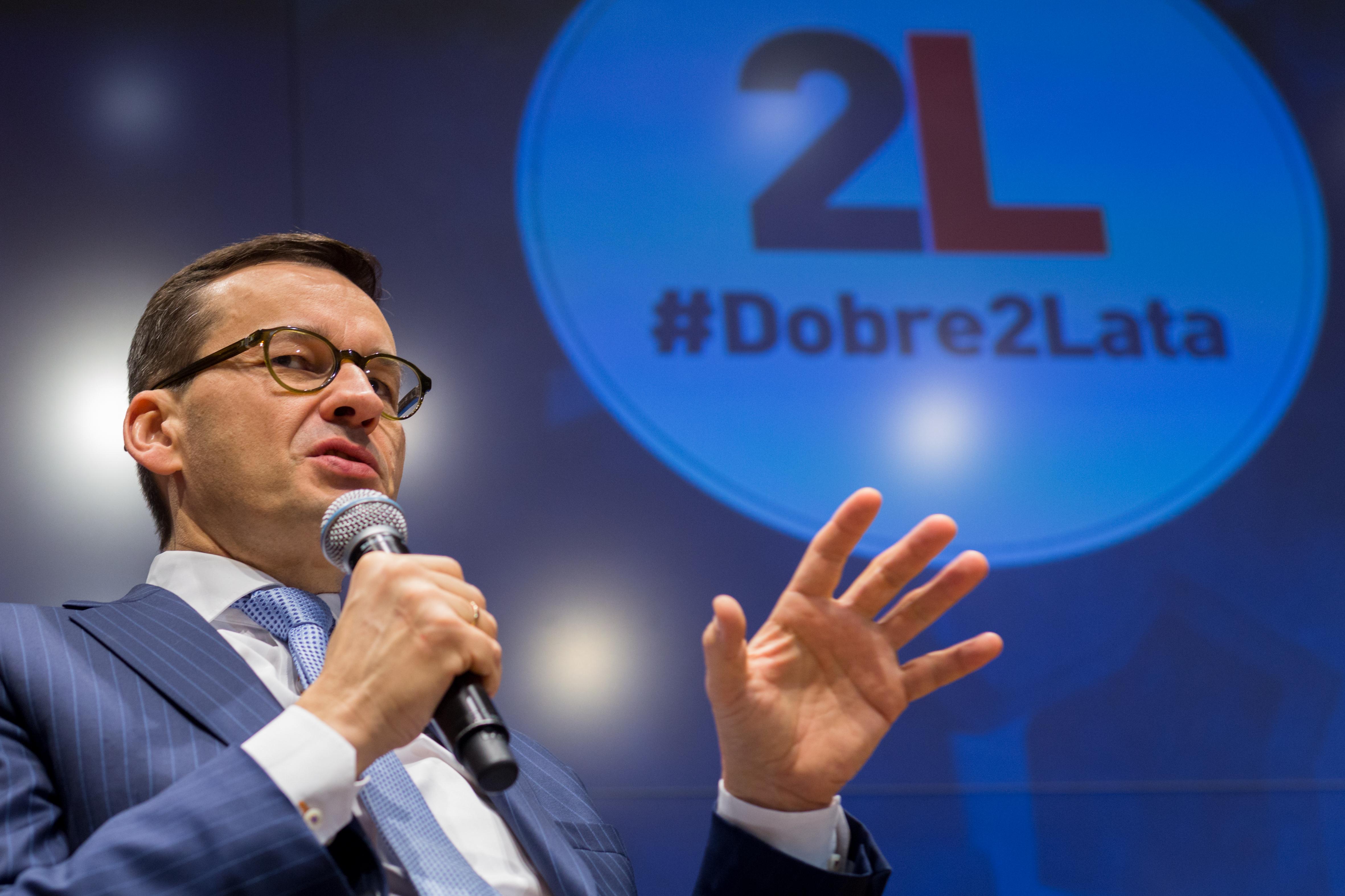 Morawiecki: Musimy zwiększyć liczbę tanich mieszkań