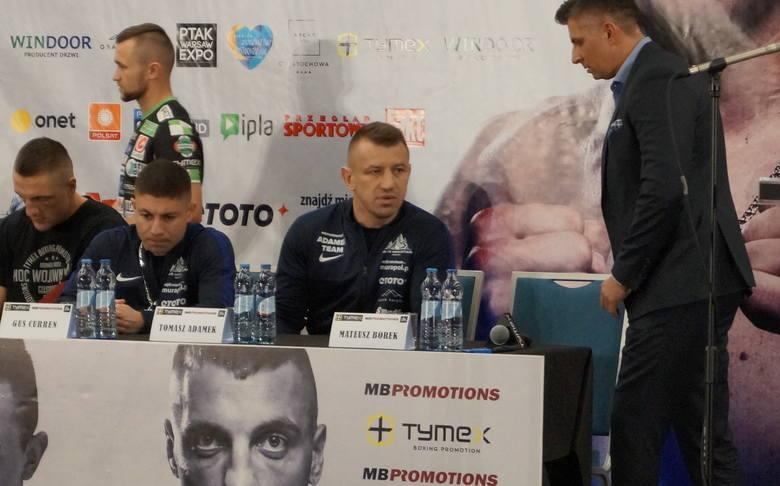 W sobotę walka Adamek – Kassi w Częstochowie. Jak nastroje przed galą?