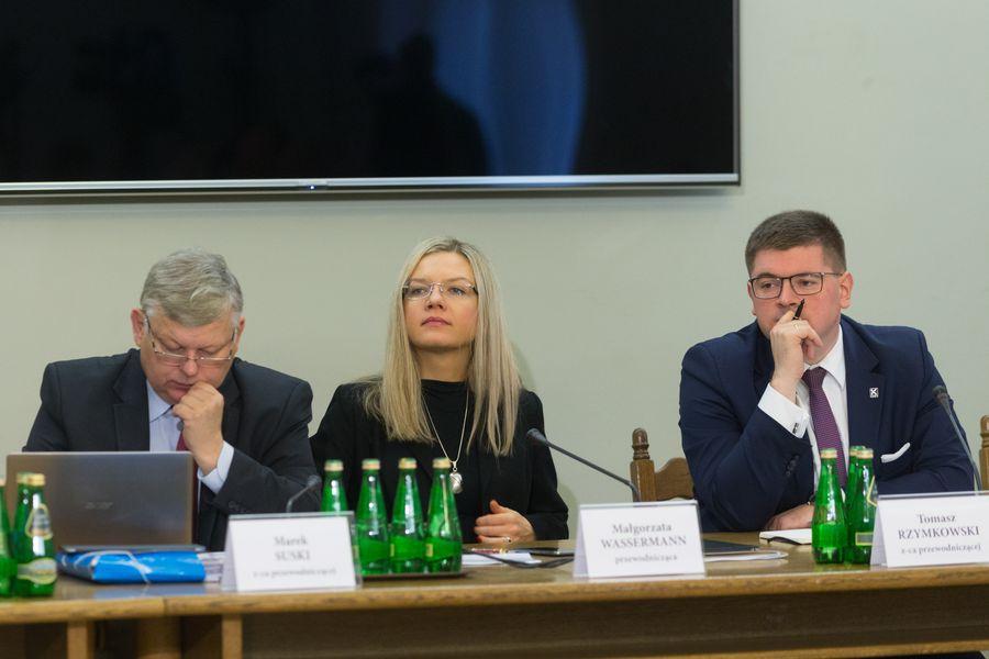 Była szefowa Urzędu Skarbowego w Gdańsku: Spółka Amber Gold nie składała deklaracji podatkowych