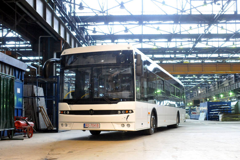 Podkarpackie: Sanok kupuje autobusy na gaz. Powstanie stacja do tankowania CNG
