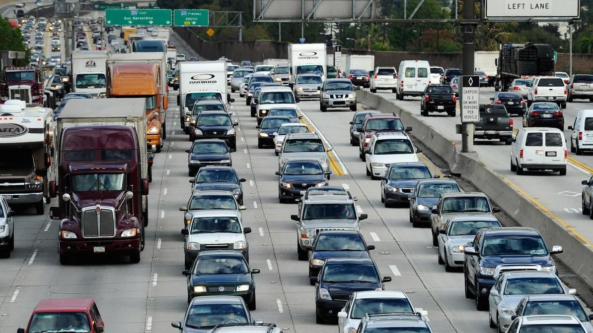 Prawie 43 miliony Amerykanów wyjechało na długi weekend