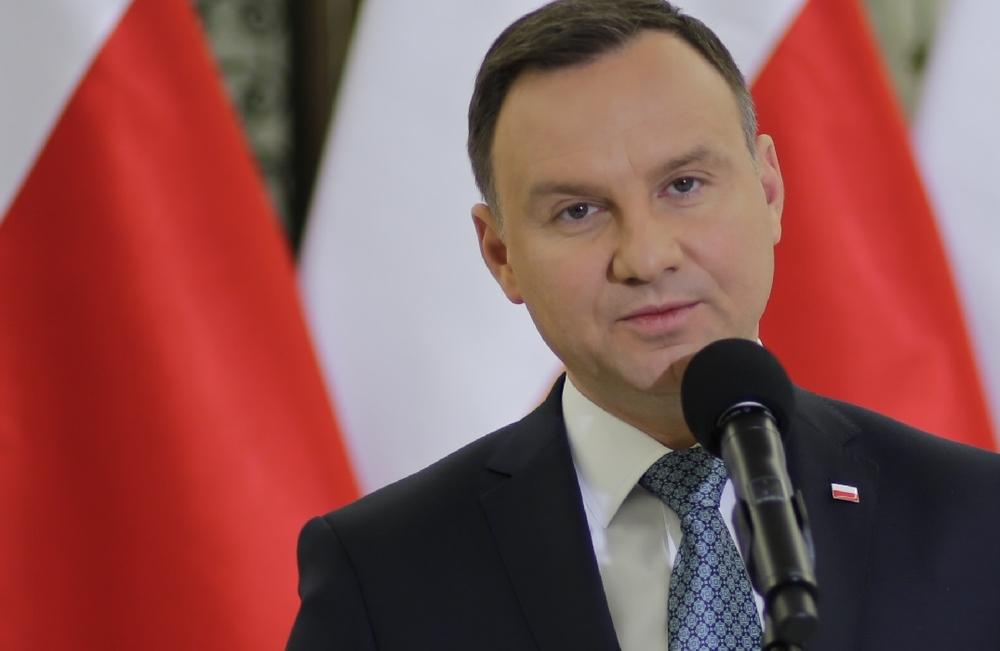 Prezydent: Polska instytucjonalnie przeciwdziałała Zagładzie Żydów