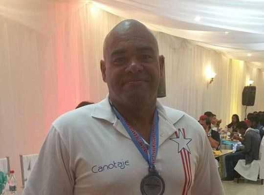 Kajakarz Eddie Montañez López zmarł podczas treningu na Brdzie