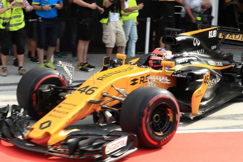 Formuła 1: Esteban Ocon nowym kierowcą w Renault