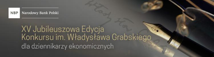 Nagrody ekonomiczne imienia Władysława Grabskiego przyznane. Których dziennikarzy nagrodzono?