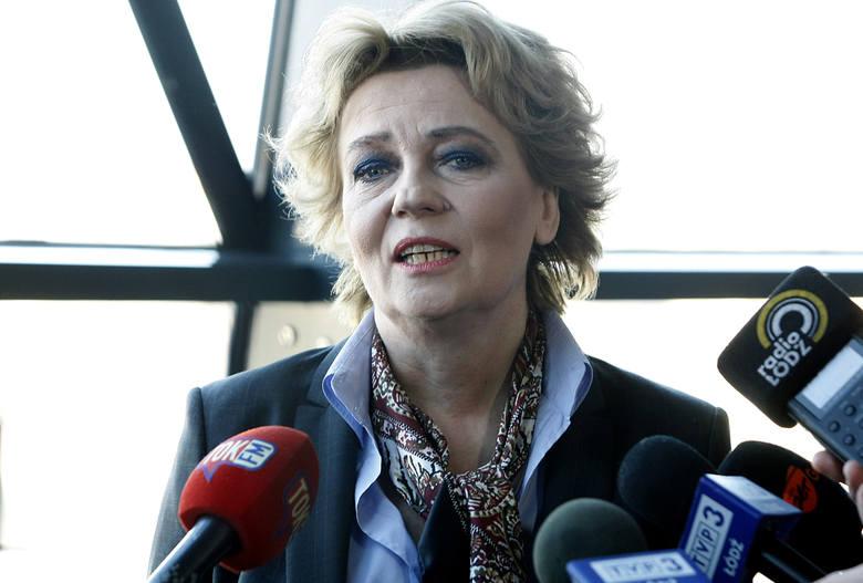 Łódź: Zdanowska nawet jak zostanie wybrana, to nie może być prezydentem?