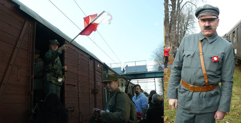 11 listopada Józef Piłsudski pojedzie pociągiem retro z Nowego Sącza do Chabówki