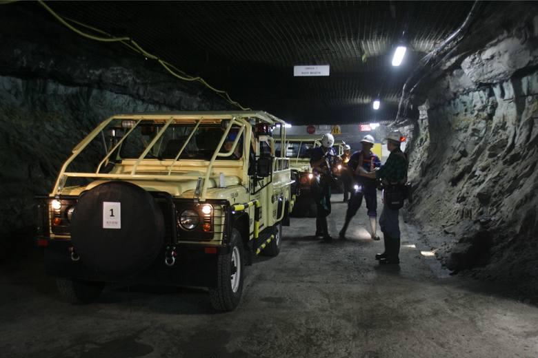 Prezes JSW o postępach akcji ratowniczej w kopalni Zofiówka