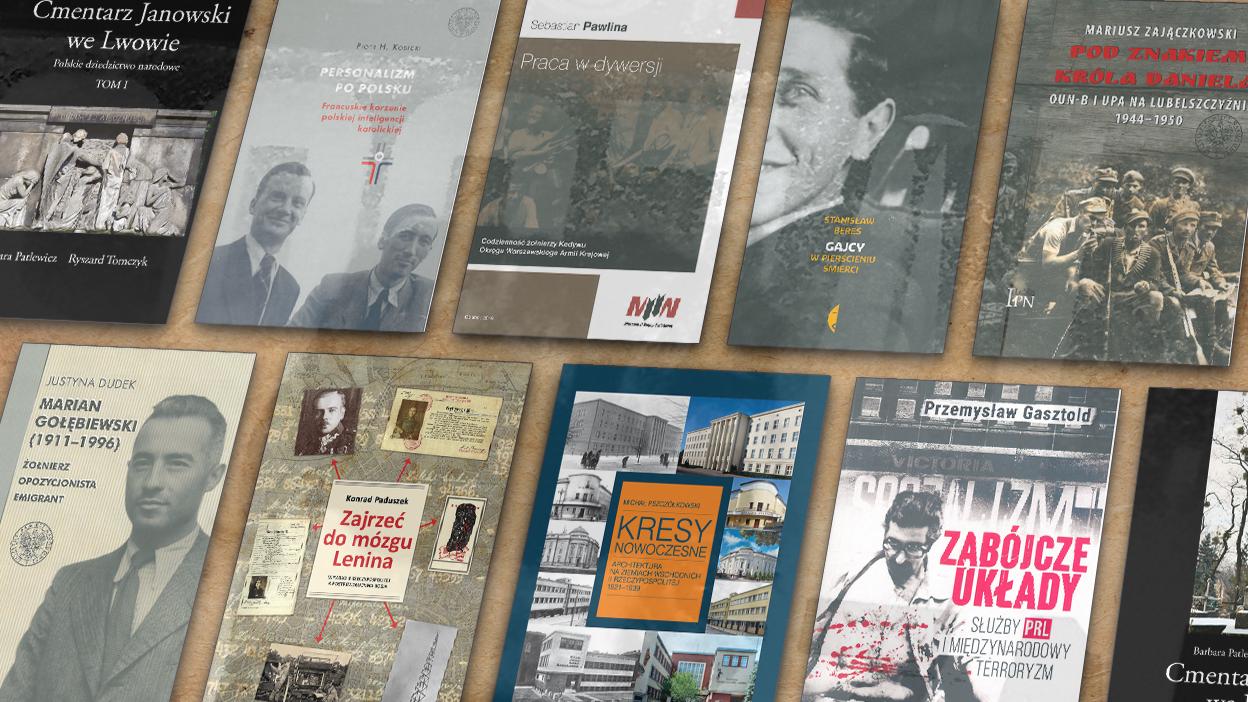 Książka historyczna roku wybrana po raz dziesiąty