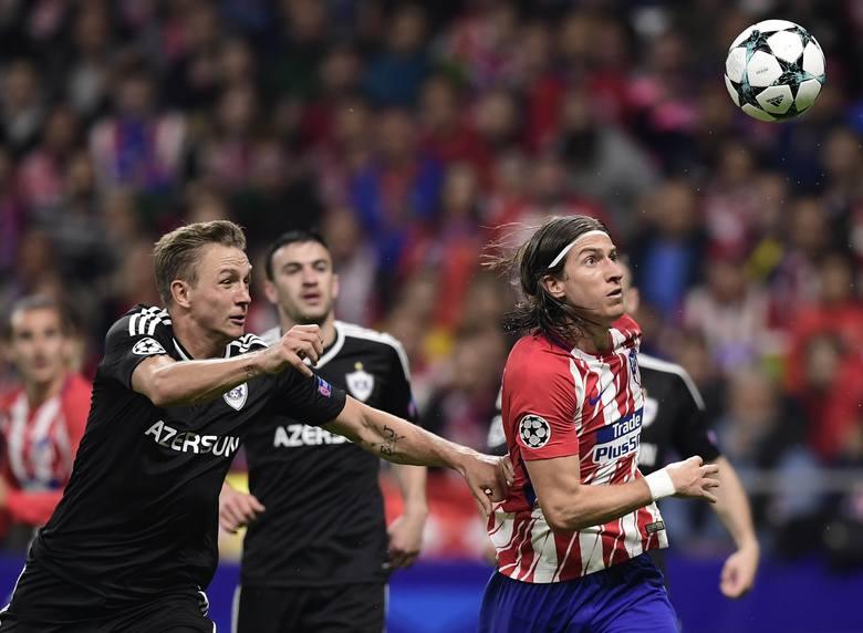 Sensacyjny remis w Madrycie! Karabach zremisował z Atletico. Asystę notuje były piłkarz Wisły Kraków