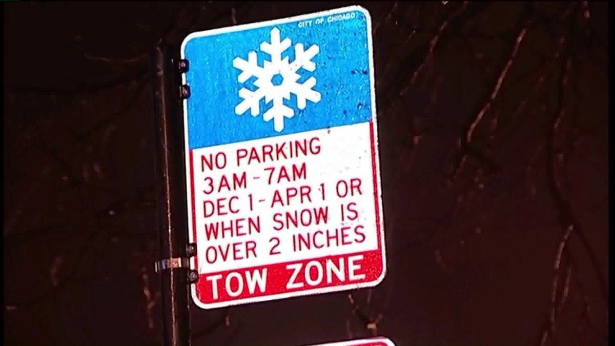 Od dziś w Chicago obowiązują zimowe zakazy parkowania