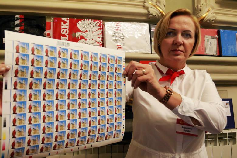 Jest milion Nowych Sączów. Poczta Polska wyemitowała nowy znaczek