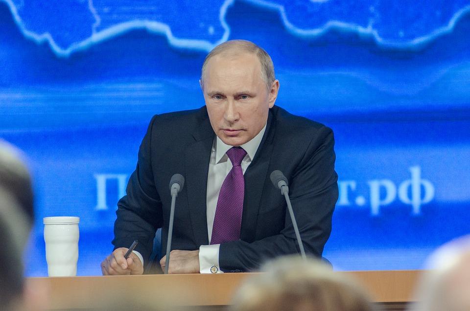 Błaszczak: Obecny stan relacji polsko-rosyjskich jest konsekwencją kłamstw Władimira Putina