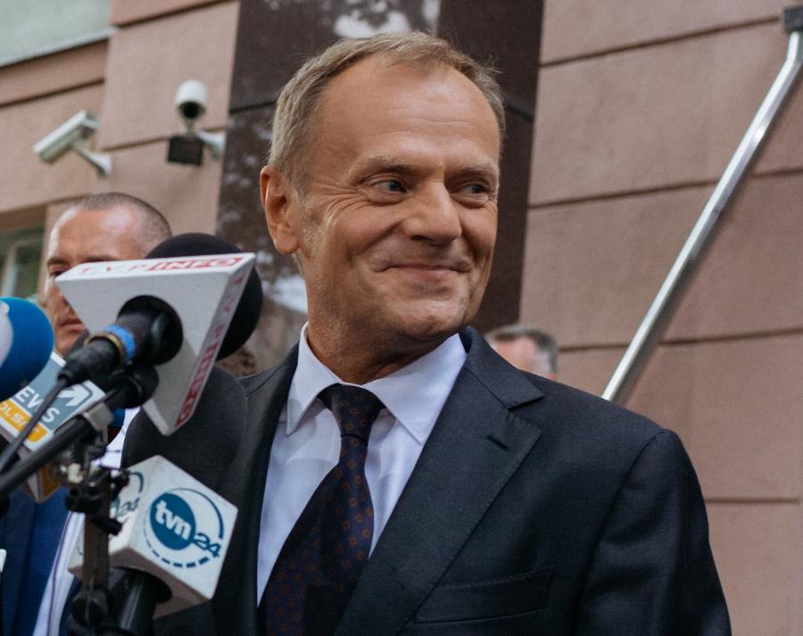 Donald Tusk: Żaden polityk nie ma i nie będzie miał monopolu na patriotyzm