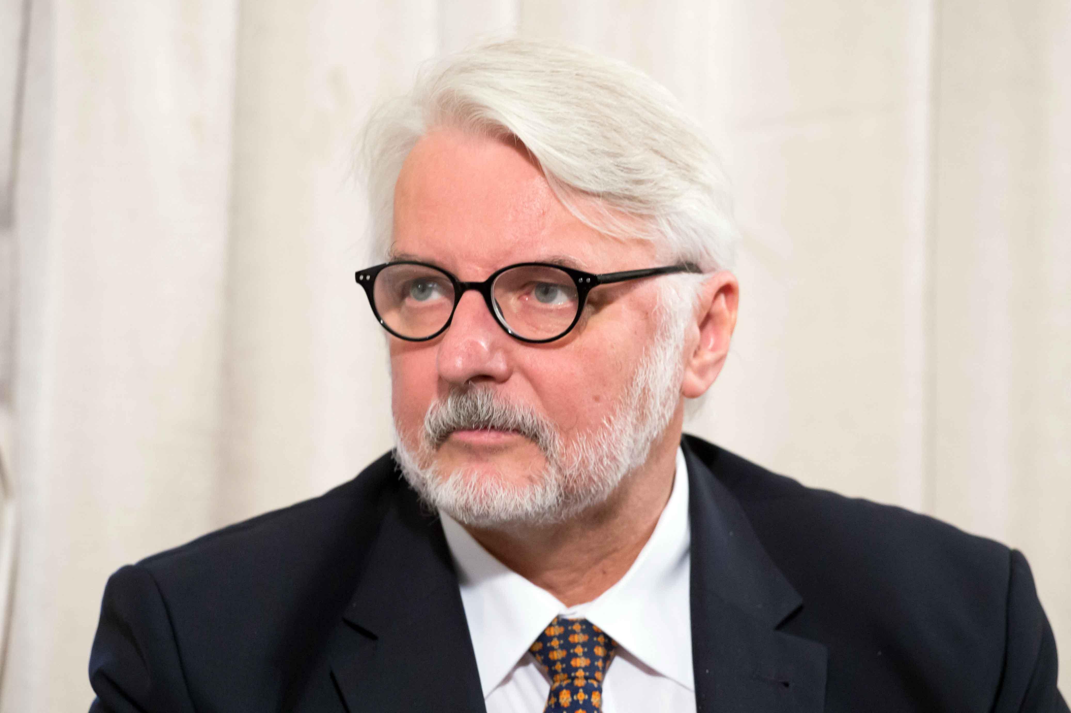 Min. Waszczykowski o relacjach polsko-ukraińskich
