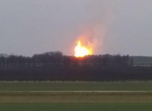 Austria: Eksplozja w gazowym terminalu. Poważne konsekwencje