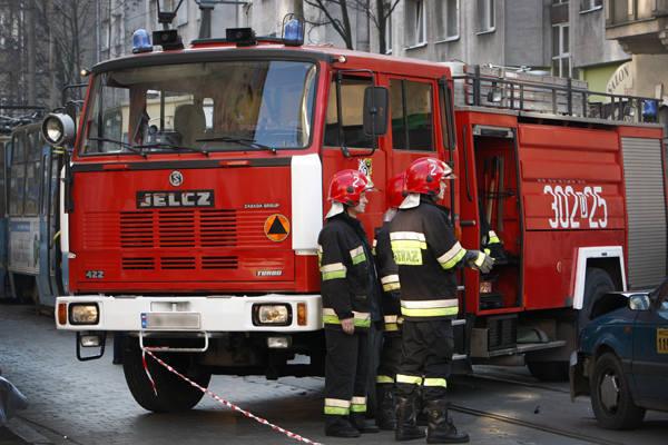 Katastrofa budowlana w Bytomiu: Zawalił się strop budynku przy Alojzjanów