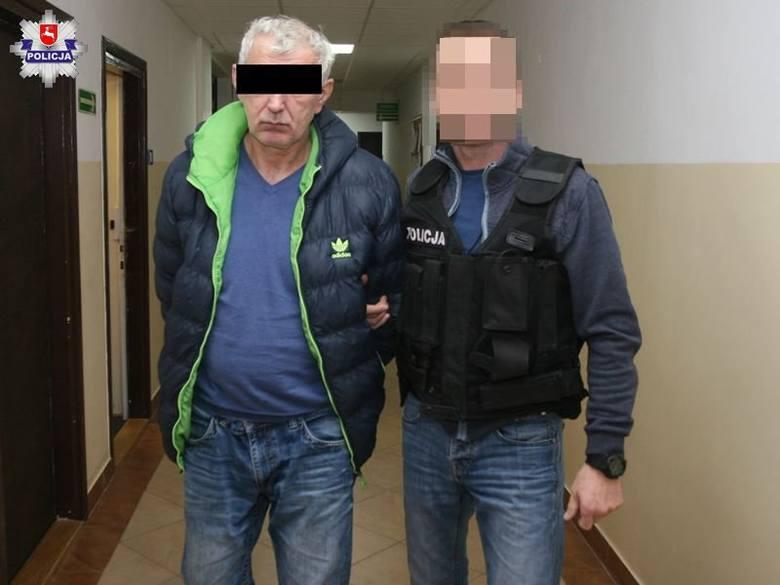Lublin: Podejrzany o sutenerstwo uciekając próbował rozjechać policjanta