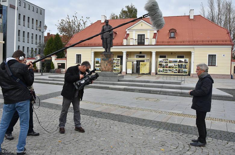 Premiera filmu o Piłsudskim w Białymstoku. Pokaz odbędzie się w poniedziałek