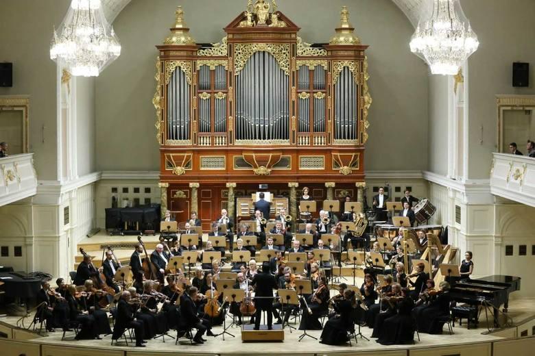 Filharmonia Poznańska: Niezwykły koncert z legendami batuty w tle
