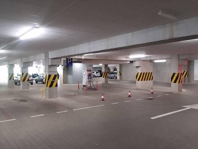 Gorzów: Pierwsza stacja ładowania samochodów otwarta