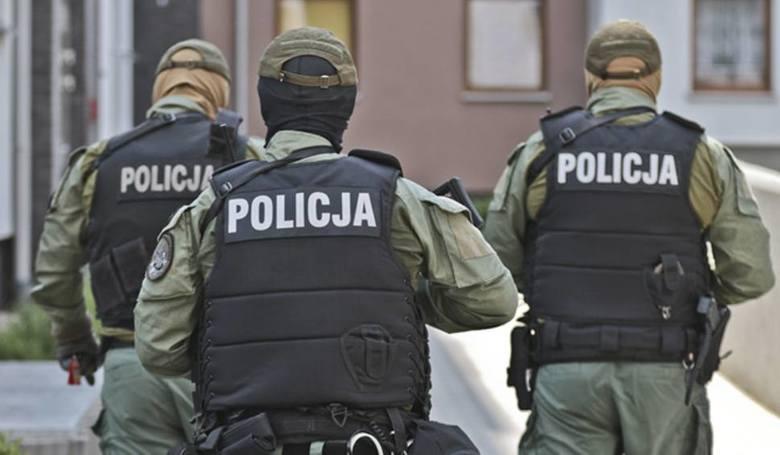 CBŚP przechwyciło narkotyki i substancje do ich produkcji o wartość 60 mln zł