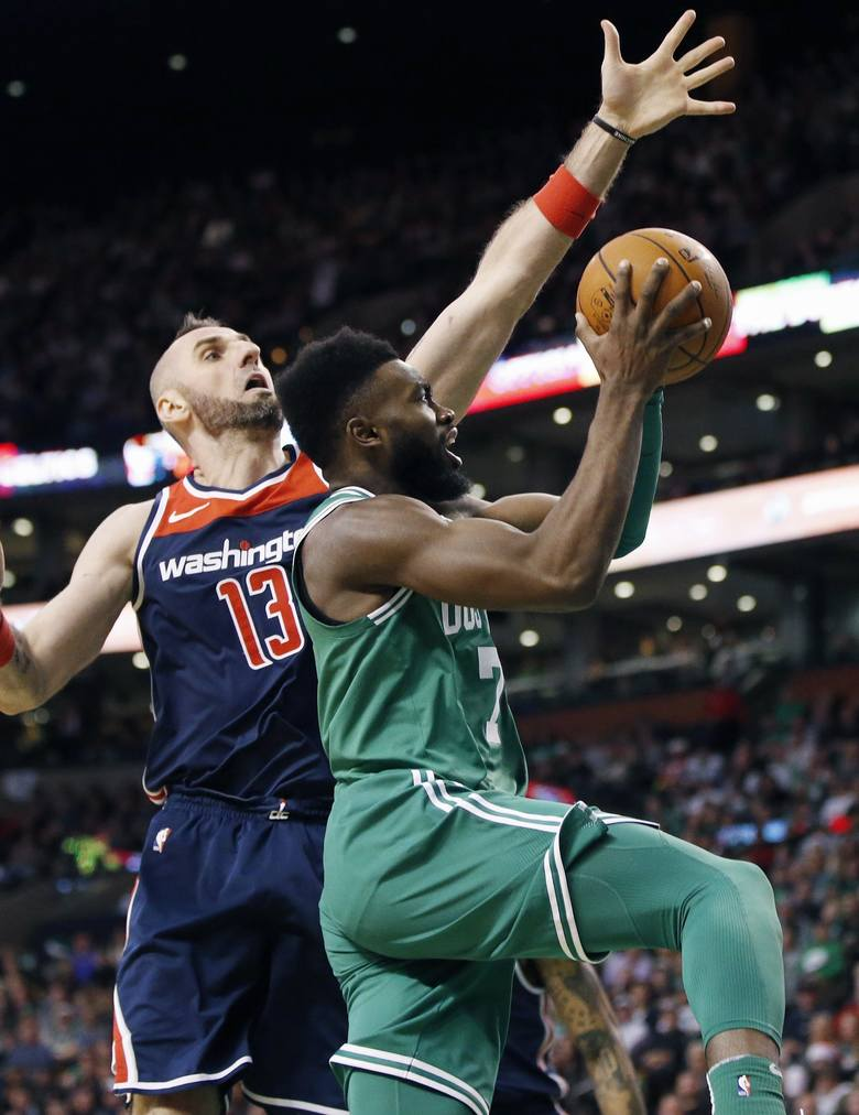 NBA: Najlepszy mecz Gortata w sezonie