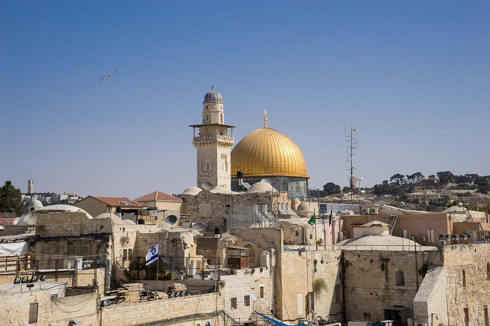 Rekordowy rok w turystyce Izraela