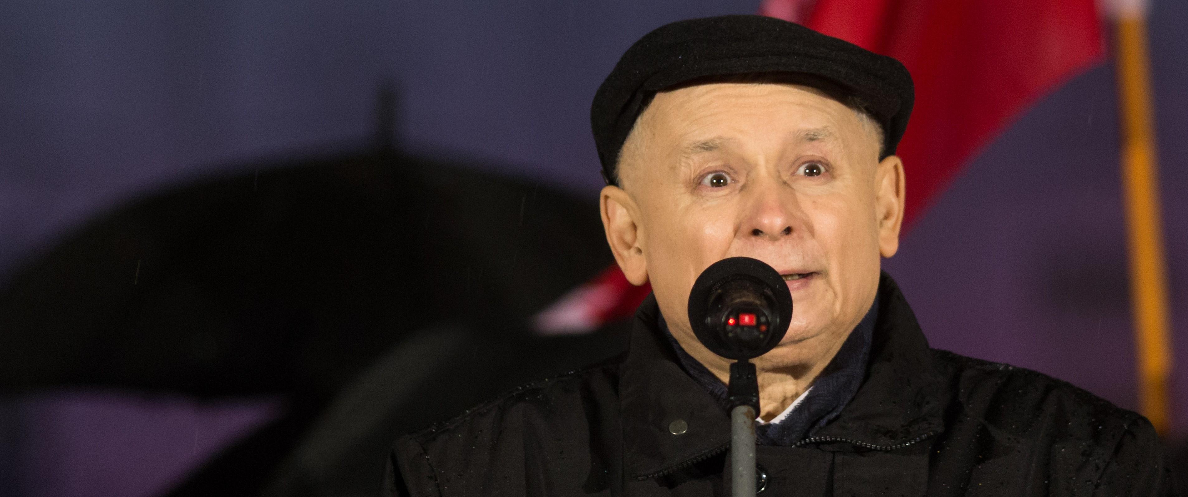 Kaczyński: Nasi wrogowie chcą doprowadzić nasz kraj do kryzysu