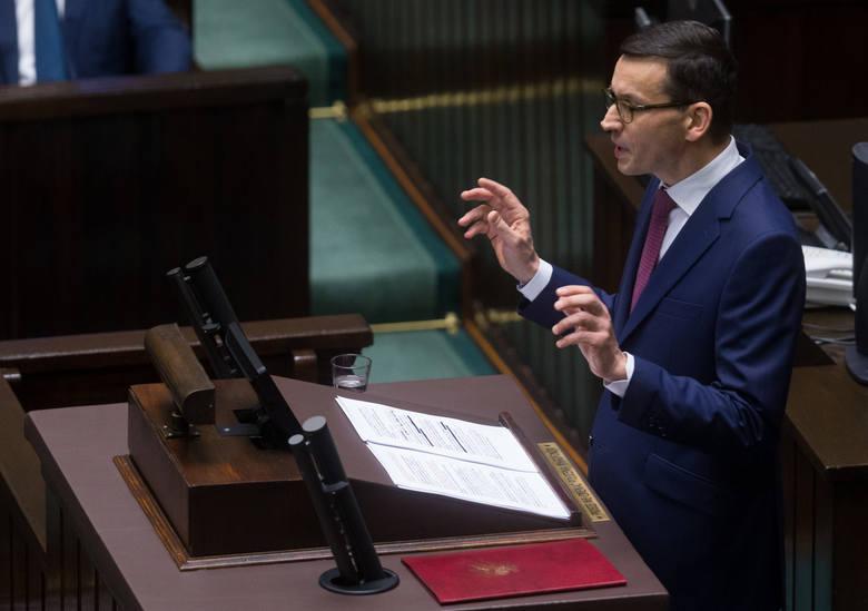 Przedsiębiorcy dobrze oceniają expose premiera Morawieckiego, ale …